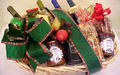 French Food Basket
