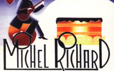 Michel Richard Postcard