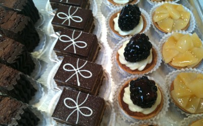 Mini Pastries and Tarts