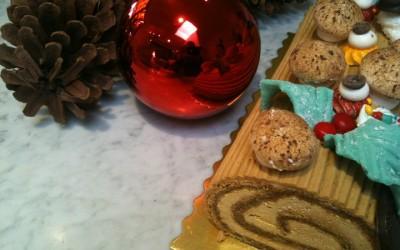 Maison Blanc Christmas Cakes