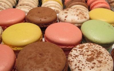 Chocolate Truffles, French Macarons & Cookies